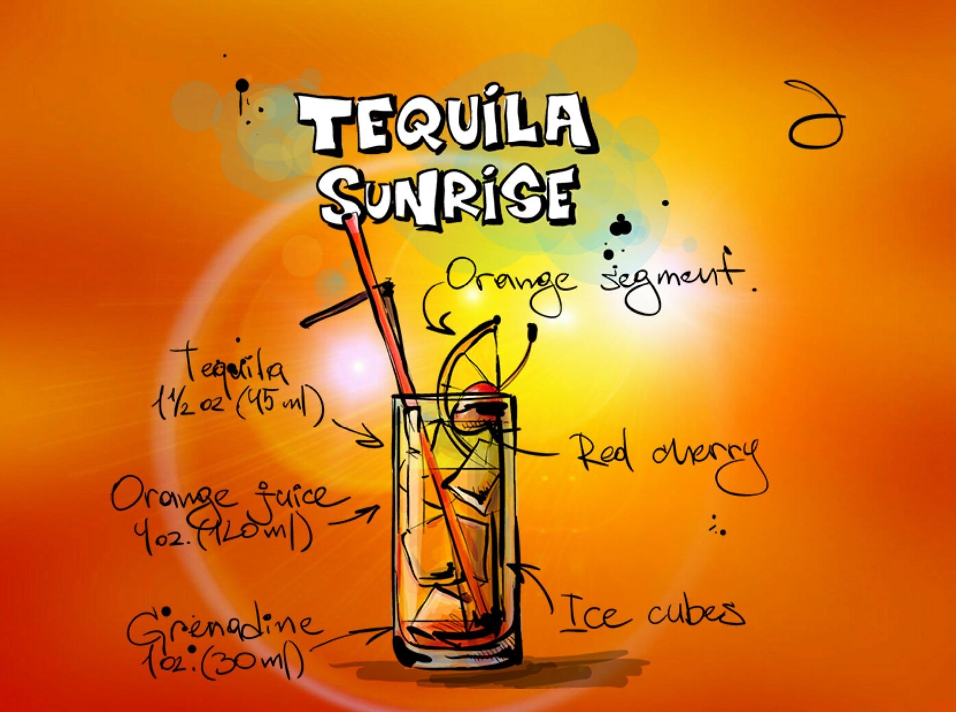 tequila-sunrise-833905_1920